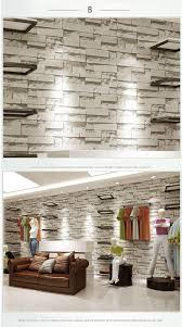 3d modern chinese stone brick pattern wallpaper wall sticker 3d modern chinese stone brick pattern wallpaper wall sticker decoration for shop storefront restaurant living
