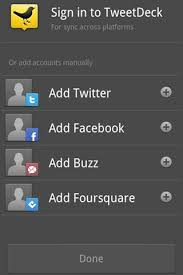 tweetdeck android tweetdeck apk for android