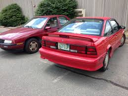 double curbside classic 1993 chevrolet corsica and 1993 chevrolet