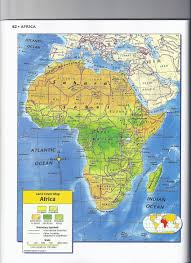 Political Map Of Africa by Gs Assignments High History