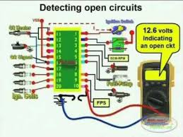 open circuit detection u0026 wiring diagram 1 youtube