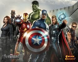 free avengers stuff cosmic comics