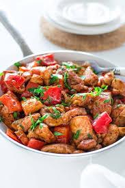 smoky paprika and smoky paprika chicken cooktoria