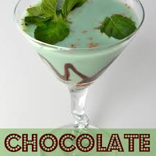 chocolate martini mint chocolate martini recipe tales of a ranting ginger