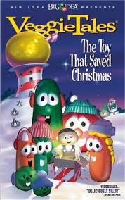 here s a list of the top veggietales