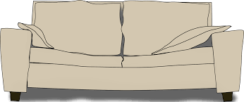 Couch Svg Clipart The Couch