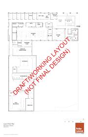 schematic floor plans released meat science