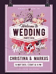 wedding poster template 14 wedding poster templates free premium