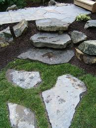 slabs steps portland rock and landscape supply create beautiful