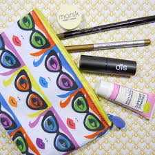 what s in my january ipsy bag i only paid 10 for almost 70 worth of makeup a thing of beauty bagakeup