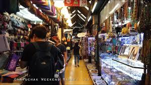 chatuchak weekend market jj market bangkok ตลาดน ดจต จ กร