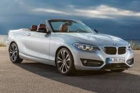 2015 bmw 2 series convertible used 2015 bmw 2 series convertible pricing for sale edmunds