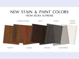 how to get smoke stains cabinets new cabinet finishes by dura supreme cabinetry by dura
