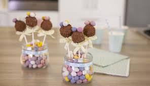 easter cake pops easter cake pops baking recipes betty crocker uk