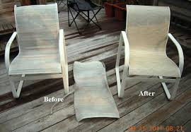 Patio Chair Replacement Slings Woodard Patio Furniture Replacement Slings In New Jersey With