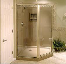 Bathroom Shower Stall Kits Corner Shower Stall Kits In Stalls Decorations 5