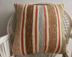 24x24 Decorative Pillows 24x24 Kilim Pillow Etsy