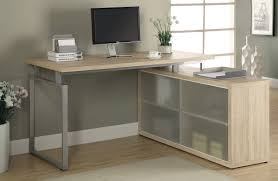Antique Pine Computer Desk by L Shaped Desks You U0027ll Love Wayfair