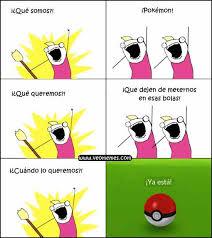 Pokemon Memes En Espa Ol - los pokémon están hartos memes pinterest memes humor and meme