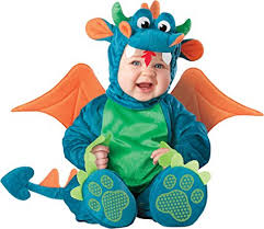 18 Month Halloween Costumes Boys Amazon Incharacter Baby Dinky Dragon Costume Clothing