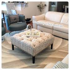 Oversized Ottoman Coffee Table Oversized Ottoman Coffee Table Capsuling Me