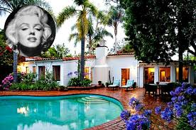 marilyn monroe house address marilyn monroe s former house in brentwood for sale