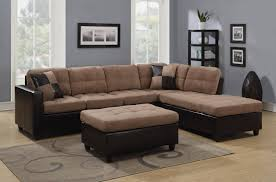 Microfiber Sectional Sofa With Ottoman by Contemporary Couches Tags Microfiber Sectional Couch Microfiber