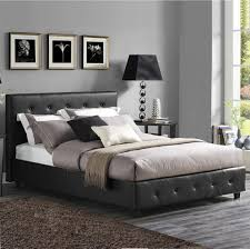 tufted bed frame queen cream tufted bed frame queen ideas