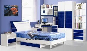 Ranjang Siantano kamar set equity apple paket a toko kasur bed murah