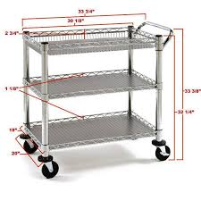 Sunnersta Utility Cart Kitchen Utility Cart Utility Carts For Kitchen With Regard To
