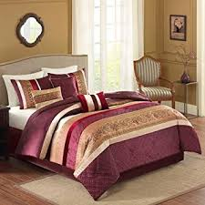 Red Gold Comforter Sets Cheap Red And Gold Comforter Set Find Red And Gold Comforter Set