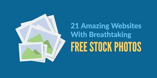 21 amazing with breathtaking free stock photos