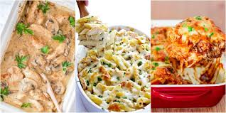 Dinner Casserole Ideas Best Cooked Chicken Casserole Recipes Good Chicken Recipes