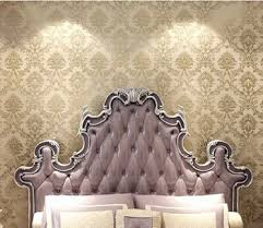 buy damask floral vinyl wallpaper rolls flower photo wall paper
