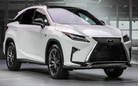 2018 lexus rx concept redesign price and release date http