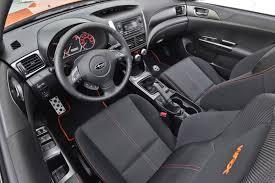 impreza subaru 2013 2013 subaru impreza wrx special edition interior 1 driving in line