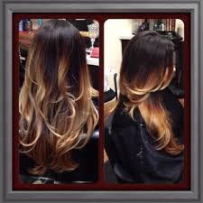how to fade highlights in hair dark brown hairs ombre fade hair color black to blonde dark brown hairrrr