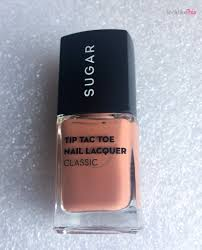 sugar cosmetics tip tac toe nail lacquer review cookie cutter