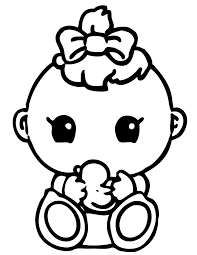 baby color pages 90 coloring pages kids