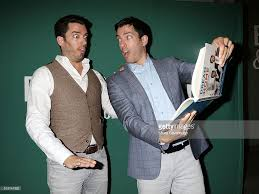 Drew And Jonathan Scott The Property Brothers Sign Copies Of The New Book