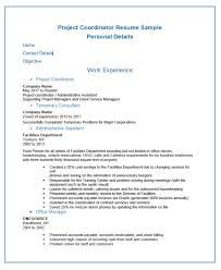 Client Services Manager Resume Amazing Facilities Coordinator Resume Pictures Simple Resume