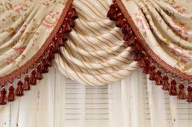 how to make swag curtains home design ideas and pictures