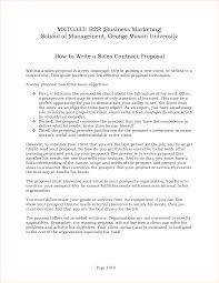 How To Compose Business Letter by How To Write A Business Proposal Lettersample Business Proposal