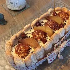 cuisine bavaroise recette bavaroise poire caramel