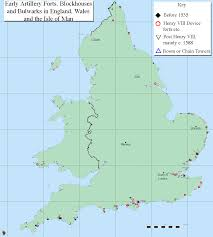York England Map The Gatehouse Website Distribution Maps Of The Medieval
