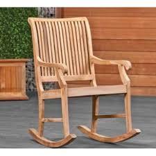 chaise bascule pas cher chaise a bascule en teck relax pas cher livraison incluse