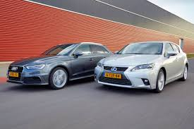 lexus ct years audi a3 g tron vs lexus ct200h english subtitled youtube