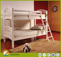 two floor bed white single size childrens two floor bed with ladder buy two