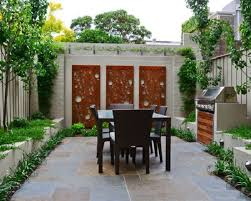 lovely patio walls ideas for home interior redesign with patio