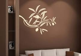 Butterfly Kitchen Decor Wall Decals Flowers And Butterfly Inspiration Home Designs